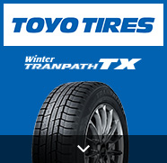 TOYO TIRES Winter TRANPATH TX