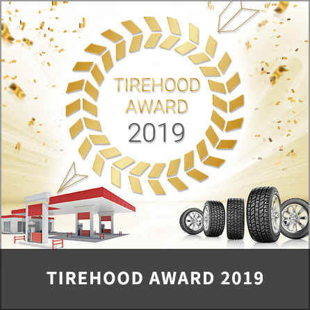 TIREHOOD AWARD 2019